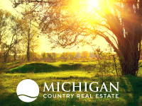 country homes on acreage for sale Michigan
